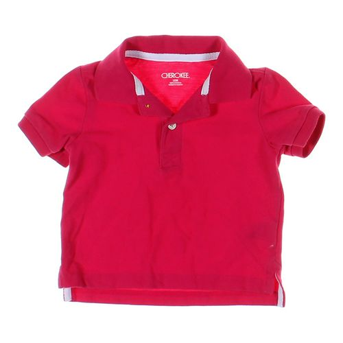 Cherokee Polo Shirt in size 12 mo at up to 95% Off - Swap.com