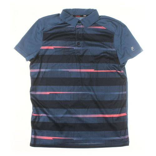 FILA Polo Shirt in size 18 at up to 95% Off - Swap.com