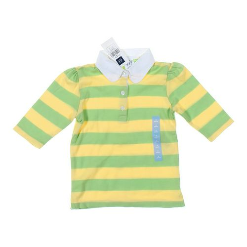 Gap Polo Shirt in size 2/2T at up to 95% Off - Swap.com