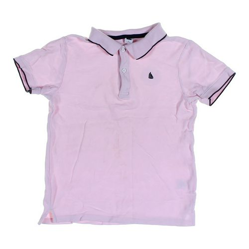 Janie and Jack Polo Shirt in size 7 at up to 95% Off - Swap.com