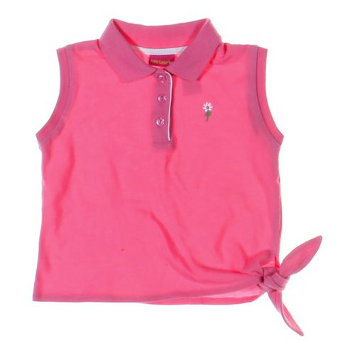 Little Lindsey Polo Shirt in size 4/4T at up to 95% Off - Swap.com