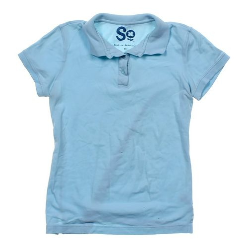 SO Polo Shirt in size JR 5 at up to 95% Off - Swap.com