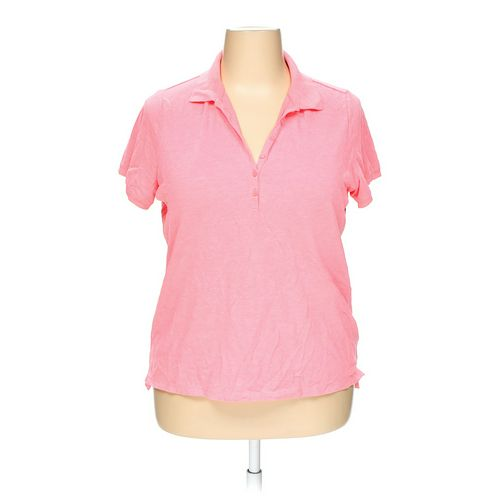 JCP Polo Shirt in size 1X at up to 95% Off - Swap.com