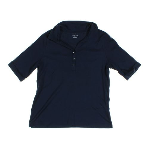 Lands' End Polo Shirt in size S at up to 95% Off - Swap.com