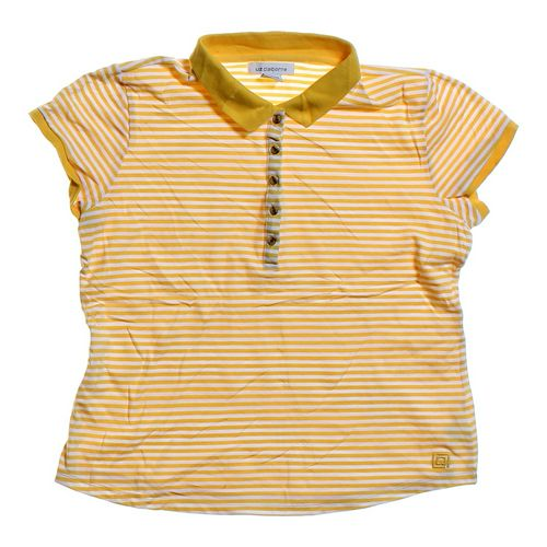 Liz Claiborne Polo Shirt in size M at up to 95% Off - Swap.com