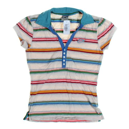 NIKE Polo Shirt in size S at up to 95% Off - Swap.com