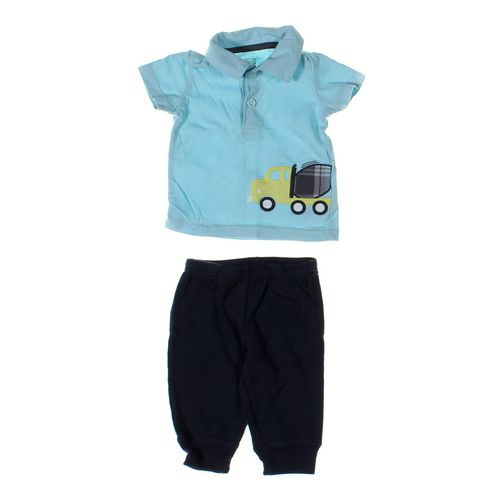 Just One You Polo Shirt & Pants Set in size 3 mo at up to 95% Off - Swap.com