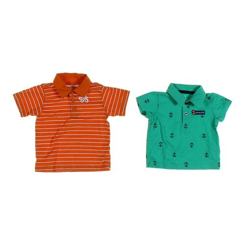 Mini Wear Polo Shirt Set in size 3 mo at up to 95% Off - Swap.com