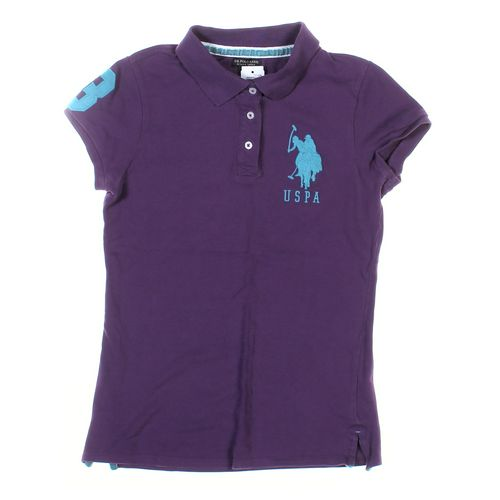 U.S. Polo Assn. Polo Shirt in size M at up to 95% Off - Swap.com