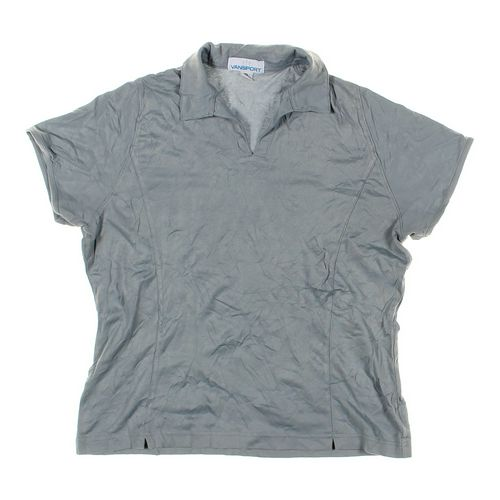 VANSPORT Polo Shirt in size L at up to 95% Off - Swap.com