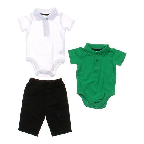 Garanimals Polo Styled Bodysuits & Pants Set in size NB at up to 95% Off - Swap.com