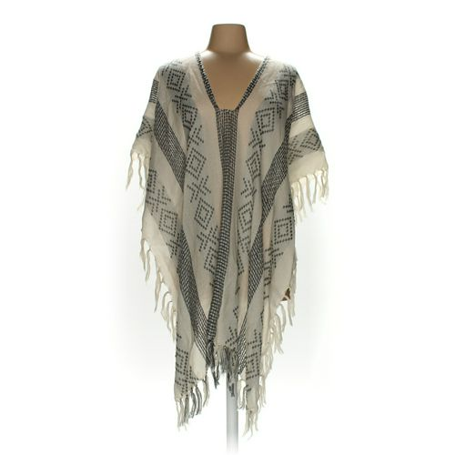 Maurices Poncho in size One Size at up to 95% Off - Swap.com