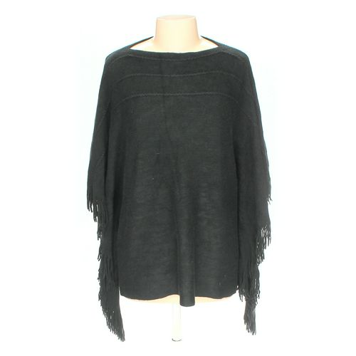 Layers by Lizden Poncho in size L at up to 95% Off - Swap.com