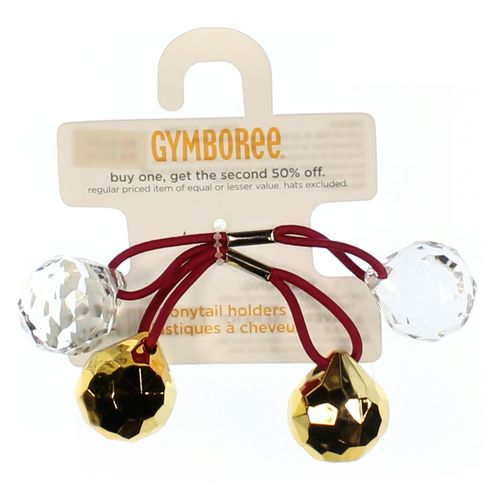 Gymboree Ponytail Holders in size One Size at up to 95% Off - Swap.com