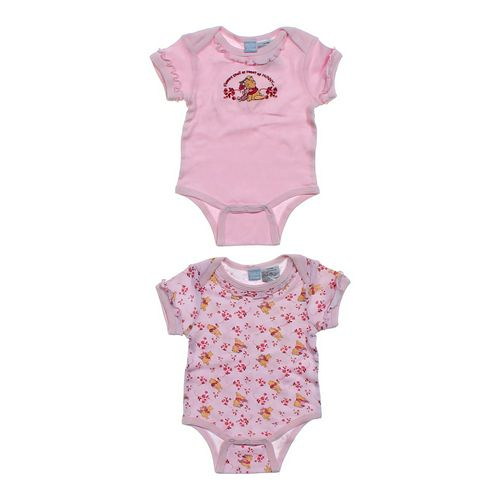 Disney Pooh Bear Bodysuit Set in size 3 mo at up to 95% Off - Swap.com