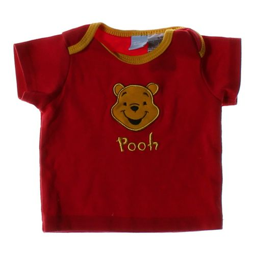 "Disney ""Pooh"" Shirt in size 3 mo at up to 95% Off - Swap.com"