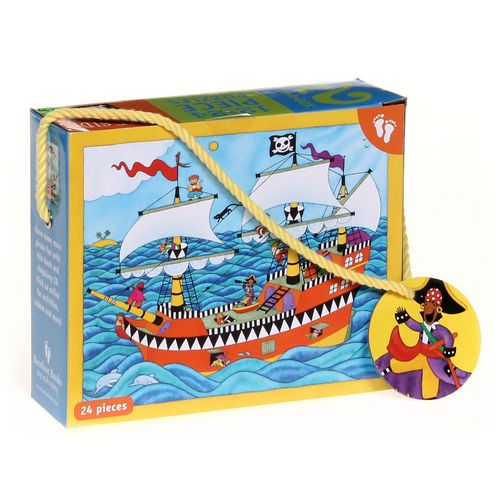 Barefoot Books Port Side Pirates! Puzzles Puzzle at up to 95% Off - Swap.com