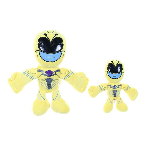 Power Rangers Power Rangers Plush Toy Set at up to 95% Off - Swap.com