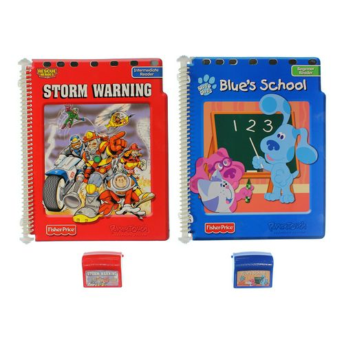 Power Touch Learning System Book Set at up to 95% Off - Swap.com