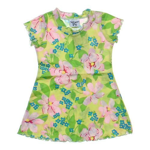 Flap Happy Precious Floral Dress in size 2/2T at up to 95% Off - Swap.com