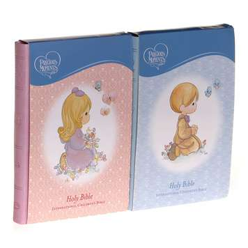 Precious Moments Holy Bible Set for Sale on Swap.com