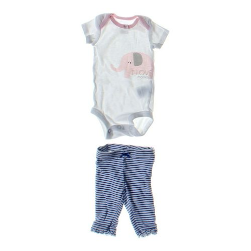 Carter's Precious Outfit in size NB at up to 95% Off - Swap.com