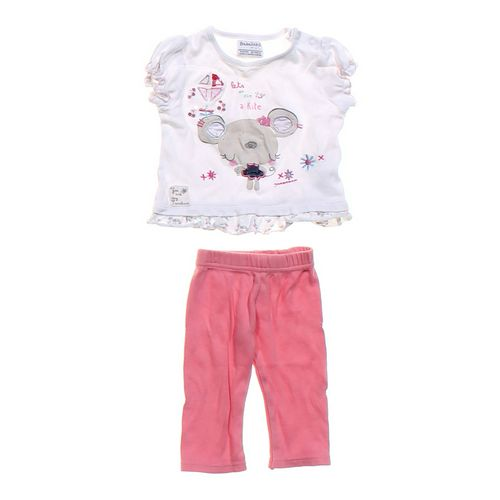 Babaluno Precious Outfit in size 3 mo at up to 95% Off - Swap.com