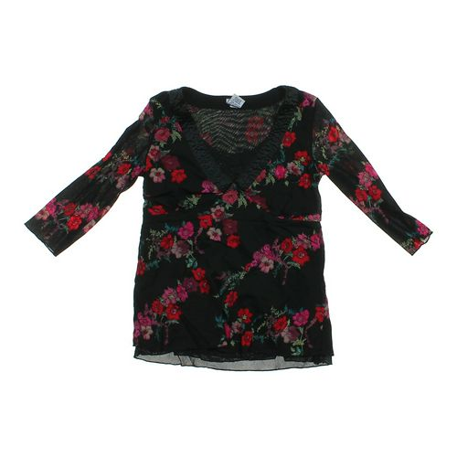 Old Navy Pretty Floral Blouse in size S at up to 95% Off - Swap.com