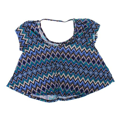 Ultra Flirt Pretty Shirt in size JR 7 at up to 95% Off - Swap.com
