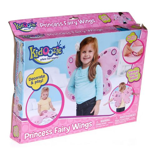 Kidoozie Princess Fairy Wings at up to 95% Off - Swap.com