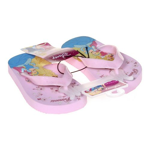 Disney Princess Flip-Flops in size 5 Infant at up to 95% Off - Swap.com