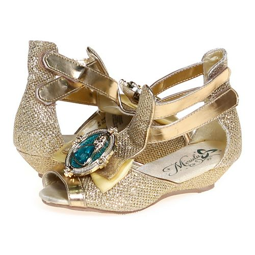 Disney Princess Merida Wedges in size 7 Toddler at up to 95% Off - Swap.com