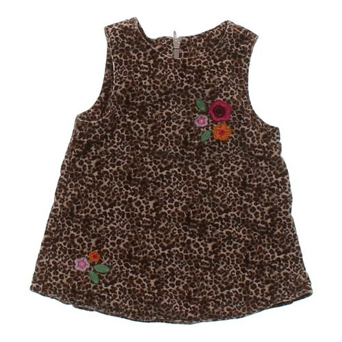 The Children's Place Print Jumper dress in size 6 mo at up to 95% Off - Swap.com