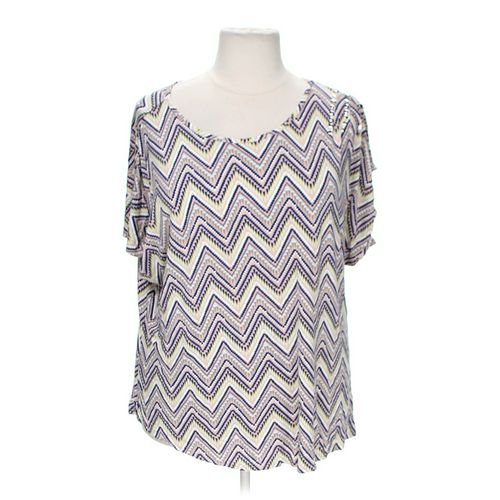 Beverly Drive Printed Shirt in size 20 at up to 95% Off - Swap.com