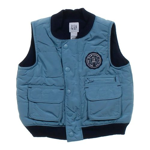 babyGap Puffer Vest in size NB at up to 95% Off - Swap.com