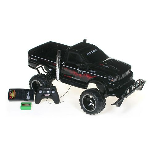 New Bright Pulse Racing Radio-Controlled Truck at up to 95% Off - Swap.com