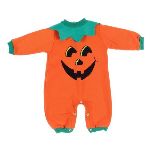 peek a boo Pumpkin Costume in size 6 mo at up to 95% Off - Swap.com
