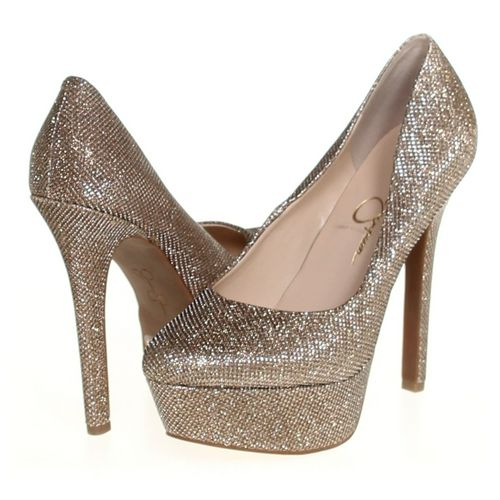 Jessica Simpson Pumps in size 6.5 Women's at up to 95% Off - Swap.com