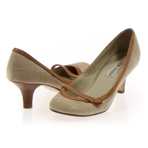 Steve Madden Pumps in size 7 Women's at up to 95% Off - Swap.com