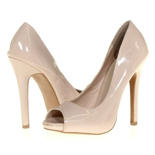 Charlotte Russe Pumps in size 7.5 Women's at up to 95% Off - Swap.com