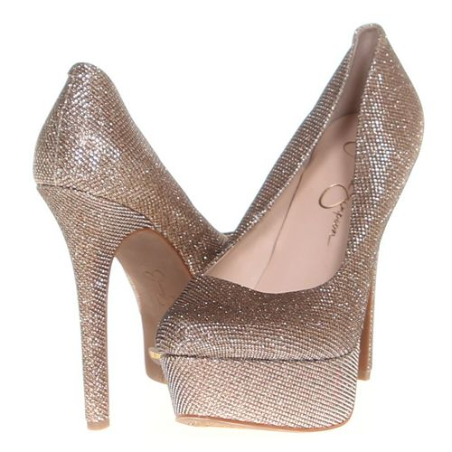 Jessica Simpson Pumps in size 8 Women's at up to 95% Off - Swap.com