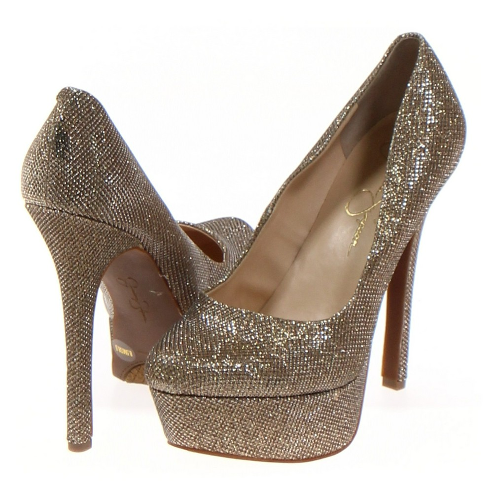 1fe0ef1befd0 Jessica Simpson Pumps in size 8.5 Women s at up to 95% Off - Swap.