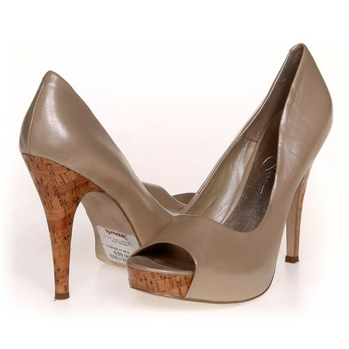 Jessica Simpson Pumps in size 9 Women's at up to 95% Off - Swap.com