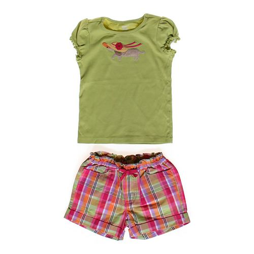Gymboree Puppy Summer Outfit in size 4/4T at up to 95% Off - Swap.com