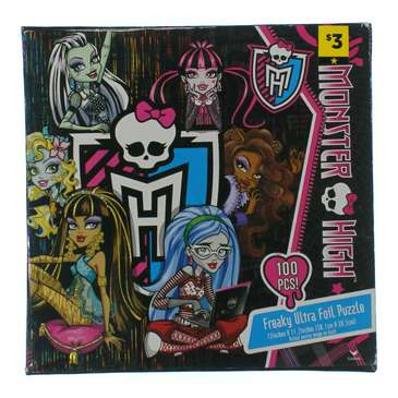 Puzzle Monster High for Sale on Swap.com