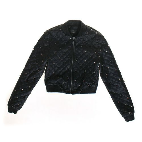 TCEC Quilted Embellished Jacket in size JR 3 at up to 95% Off - Swap.com