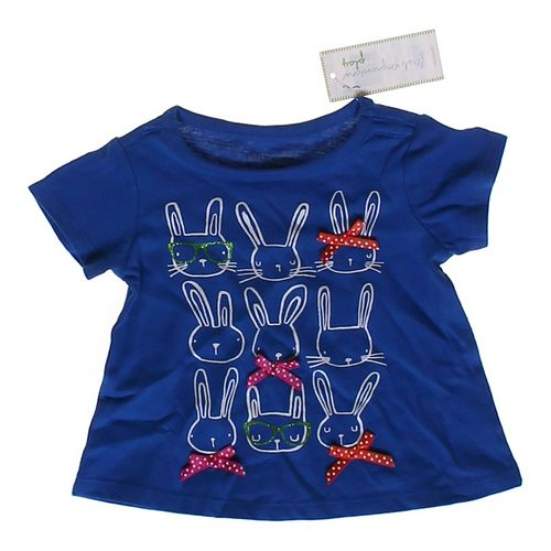 First Impressions Rabbit Fun Shirt in size 3 mo at up to 95% Off - Swap.com