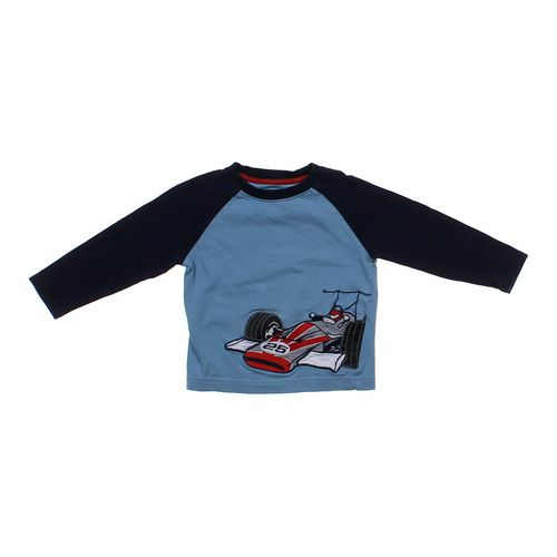 Gymboree Race Car Shirt in size 3/3T at up to 95% Off - Swap.com