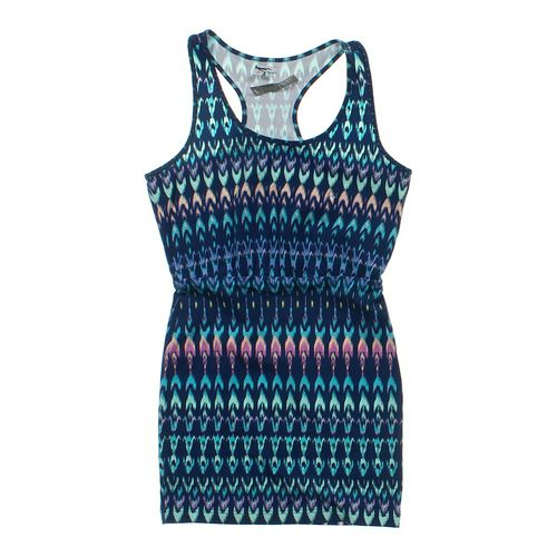 American Eagle Outfitters Racer Back Tank Top in size JR 7 at up to 95% Off - Swap.com