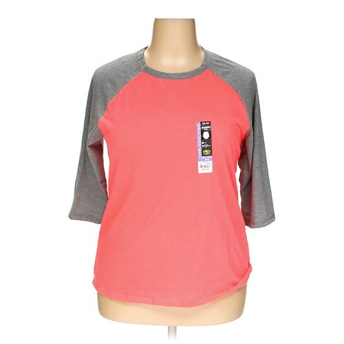 Athletic Works Raglan Shirt in size XXL at up to 95% Off - Swap.com